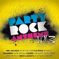 Cover  - Party Rock Anthems Vol. 3