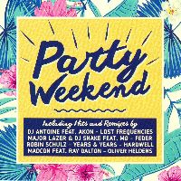Cover  - Party Weekend