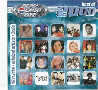 Cover  - Pepsi Chart Hits: Best Of 2000