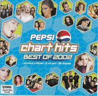 Cover  - Pepsi Chart Hits: Best Of 2002