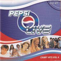 Cover  - Pepsi Chart Hits: Volume 4