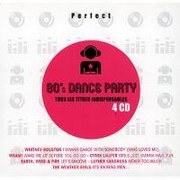 Cover  - Perfect 80's Dance Party - Tous les titres indispensables