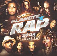 Cover  - Planete Rap 2004 Volume 2