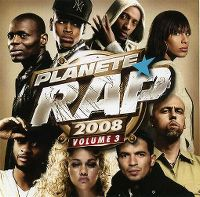 Cover  - Planete Rap 2008 Volume 3
