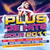 Cover  - Plus de hits pour 2011