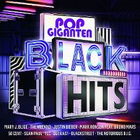 Cover  - Pop Giganten - Black Hits