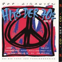 Cover  - Pop Giganten - Hits der 70er Vol. 2