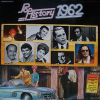 Cover  - Pop History 1962
