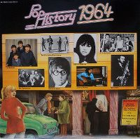 Cover  - Pop History 1964