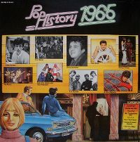 Cover  - Pop History 1965