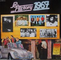 Cover  - Pop History 1967