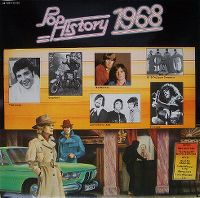 Cover  - Pop History 1968