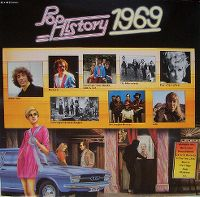 Cover  - Pop History 1969