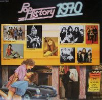 Cover  - Pop History 1970