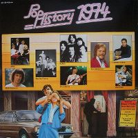 Cover  - Pop History 1974
