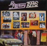 Cover  - Pop History 1976