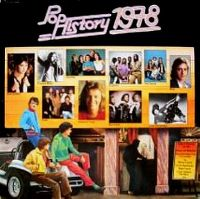 Cover  - Pop History 1978