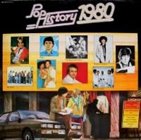 Cover  - Pop History 1980