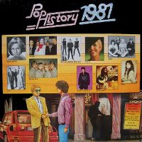 Cover  - Pop History 1981