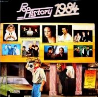 Cover  - Pop History 1984