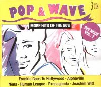 Cover  - Pop & Wave - More Hits Of The 80's Vol. 2