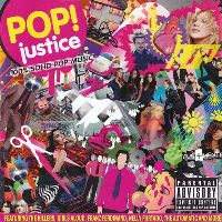 Cover  - Popjustice: 100% Solid Pop Music