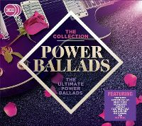 Cover  - Power Ballads - The Collection