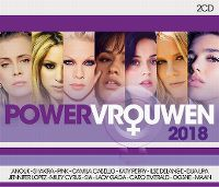 Cover  - Powervrouwen 2018