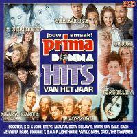 Cover  - PrimaDonna Hits '98