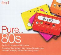 Cover  - Pure... 80s