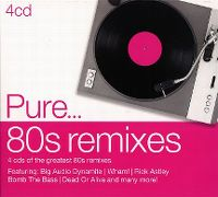 Cover  - Pure... 80s Remixes