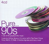 Cover  - Pure... 90s