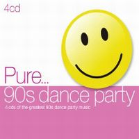 Cover  - Pure... 90s Dance Party