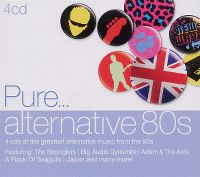 Cover  - Pure... Alternative 80s