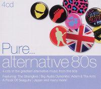Cover  - Pure... Alternative 80s