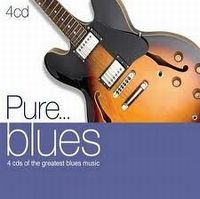 Cover  - Pure... Blues