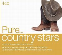 Cover  - Pure... Country Stars