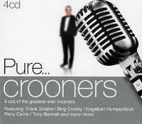 Cover  - Pure... Crooners