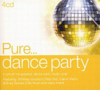 Cover  - Pure... Dance Party