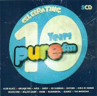 Cover  - Pure FM - Celebrating 10 Years