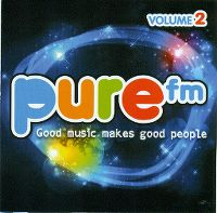 Cover  - Pure FM volume 2 - Good Music Makes Good People
