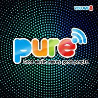 Cover  - Pure FM volume 8 - Good Music Makes Good People