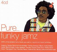 Cover  - Pure... Funky Jamz