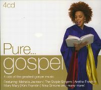 Cover  - Pure... Gospel