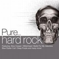 Cover  - Pure... Hard Rock