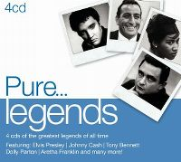Cover  - Pure... Legends