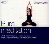Cover  - Pure... Méditation