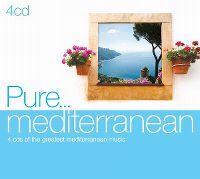 Cover  - Pure... Mediterranean