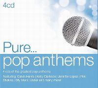 Cover  - Pure... Pop Anthems