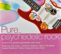 Cover  - Pure... Psychedelic Rock